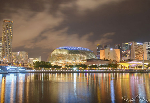 Singapore Theatres On The Bay