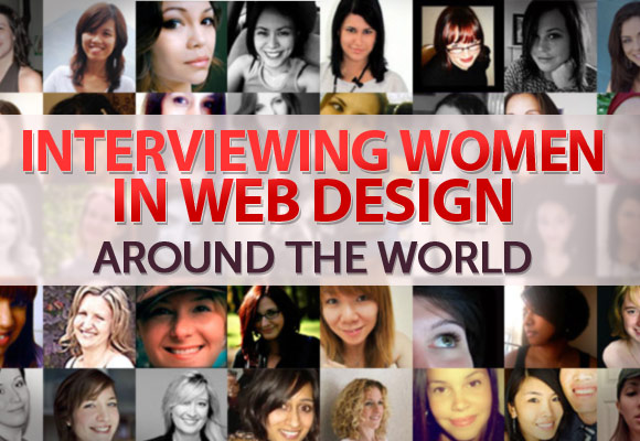 Interviewing Women in Web Design Around the World