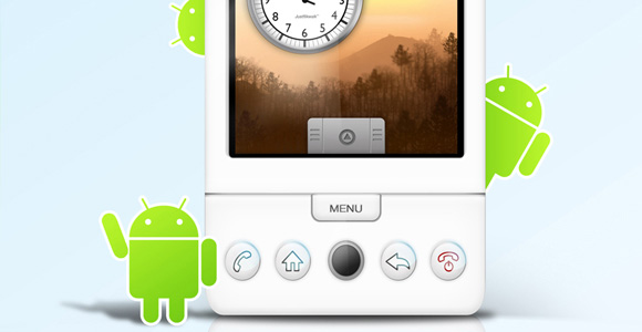 HTC Dream PSD