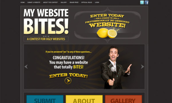 My Website Bites