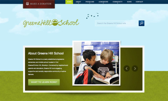 Greene Hill School