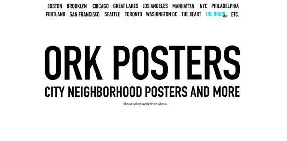 Ork posters