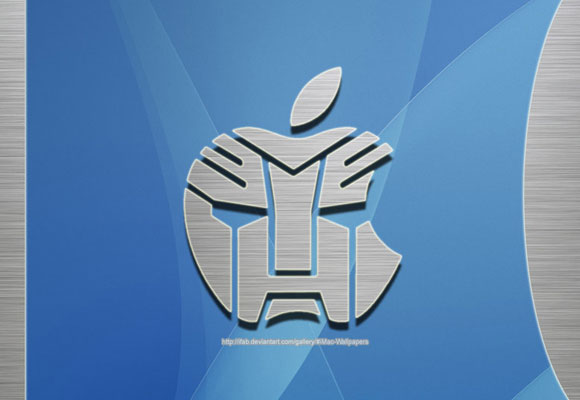 Apple Transformers - Wallpaper