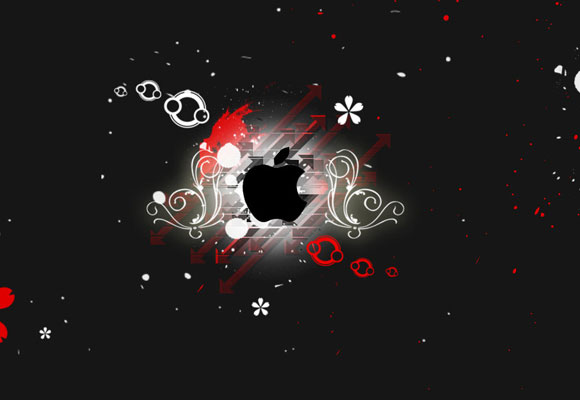 Apple Wallpaper - m1sh3