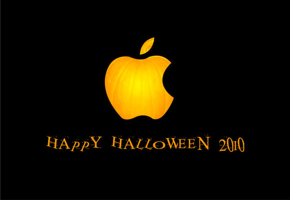 Apple Halloween 2010