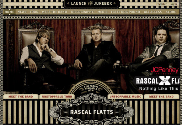 The Rascal Flatts