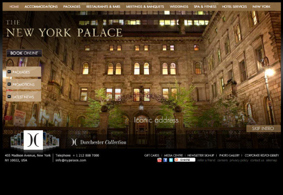 New York Palace