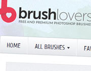 BrushLovers Giveaways – Win Premium Photoshop Brushes Now!