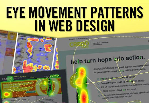 Eye Movement Patterns in Web Design
