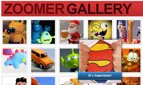 Zoomer Gallery jQuery Plugin