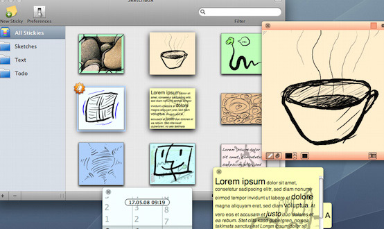 SketchBox Mac App