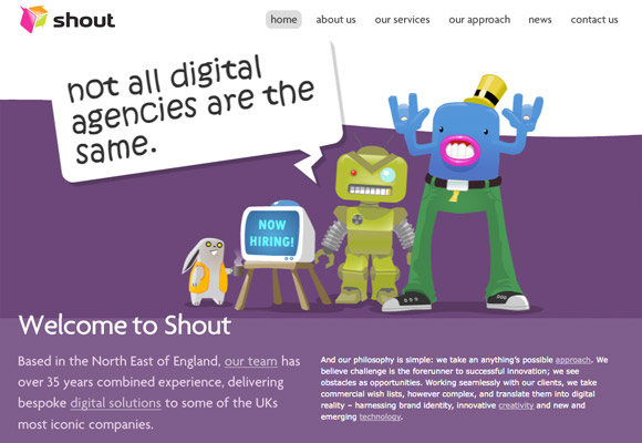 Shout Digital