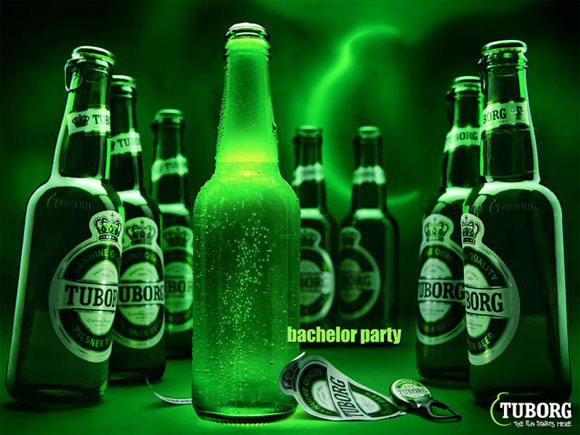 Ttuborg Bachelor Party