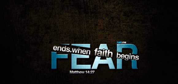 Fear ends