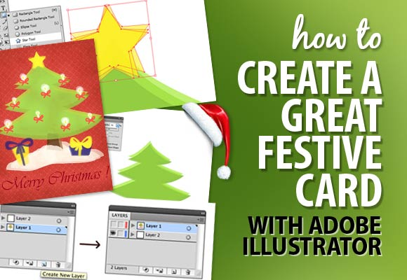How to Create a Great Festive Card with Adobe Illustrator