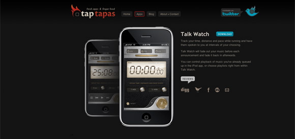 Talk Watch
