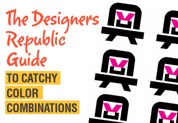 The Designers Republic Guide to Catchy Color Combinations