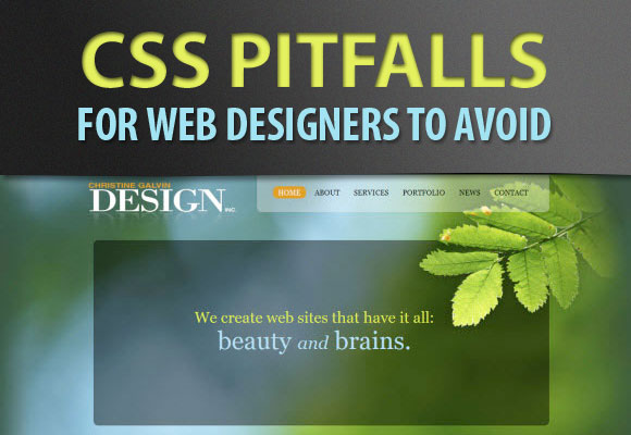 CSS Pitfalls for Web Designers to Avoid