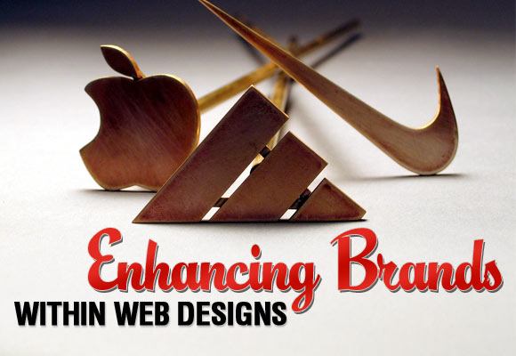 Enhancing Brands within Web Designs