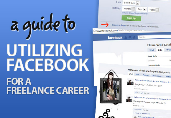 A Guide to Utilizing Facebook for a Freelance Career