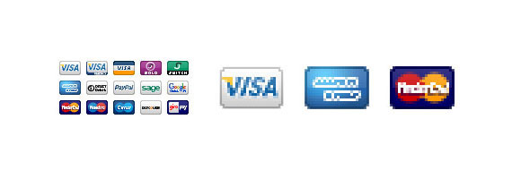 Ecommerce Payment Icon Pack