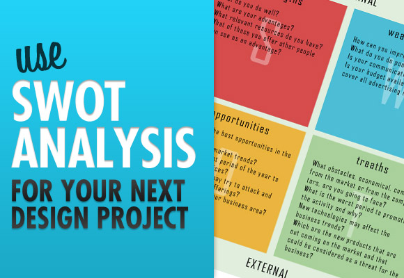 Swot Analysis For Your Next Design Project