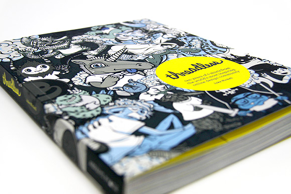 Threadless 10th Anniversary Book: 3x$30 vouchers to be won