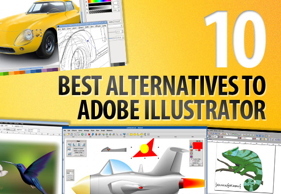 10 best alternatives to adobe illustrator Free illustrator alternative