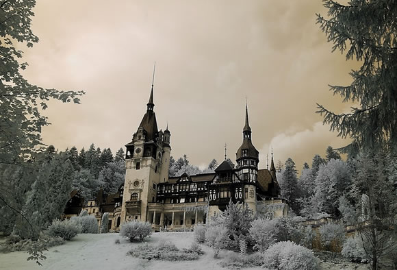 King's Castle - Infrared Peles