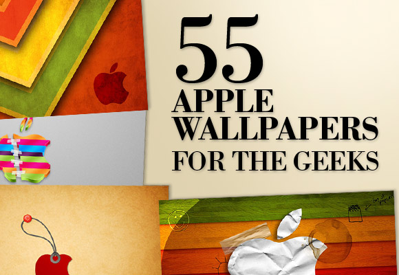 55 Apple Wallpapers For The Geeks