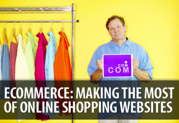 Ecommerce making the most of online shopping websites for What are some online shopping sites