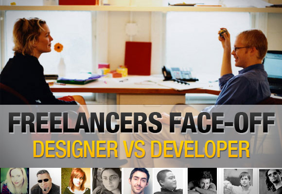 Freelancers Face-off: Designer vs Developer