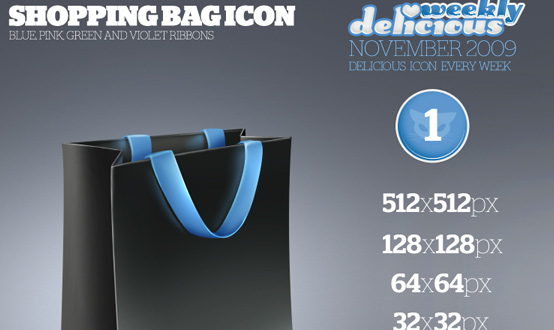 Shopping Bag Icons Pack