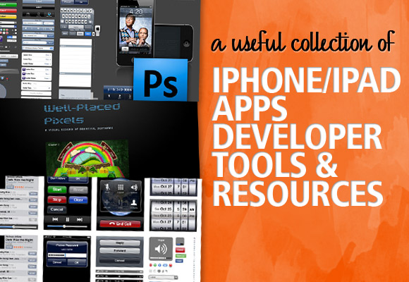 A Useful Collection of iPhone/iPad Apps Developer Tools and Resources