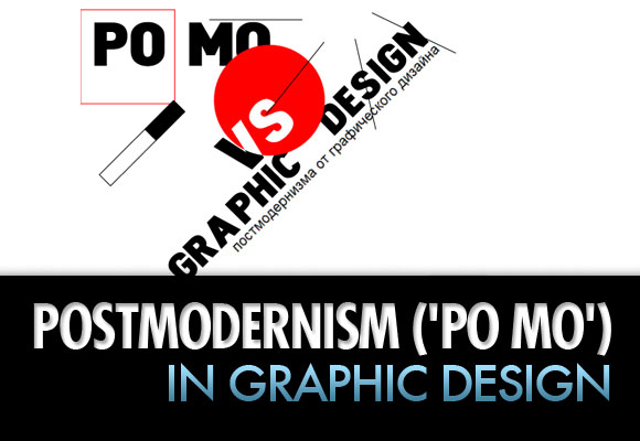 Postmodernism ('Po Mo') in Graphic Design