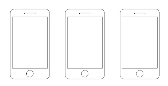 Printable iPhone