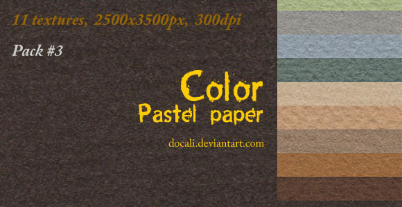 Color Paper Pack03