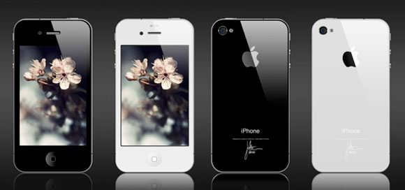 iPhone 4HD