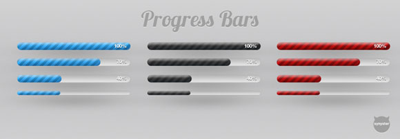 Progress Bars Pack