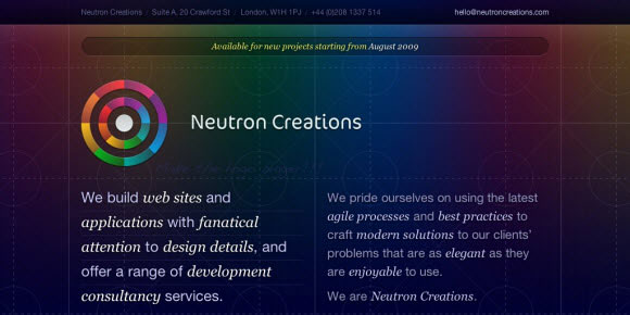 Neutron Creations Before