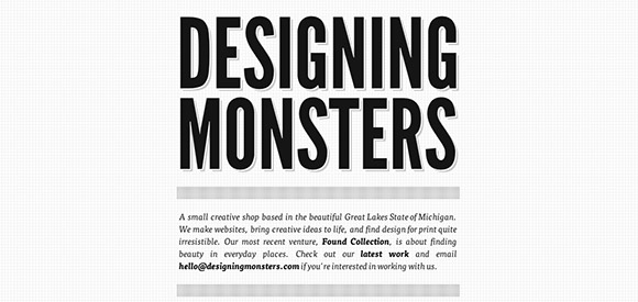 Designing Monsters Preview