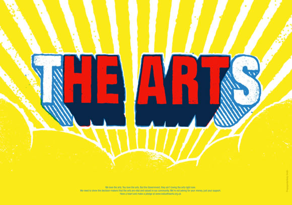 National campaign for the arts the arts