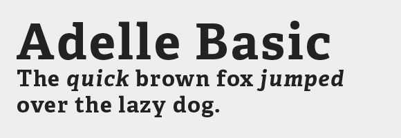 Ten Awesome Alternative Free Web Fonts