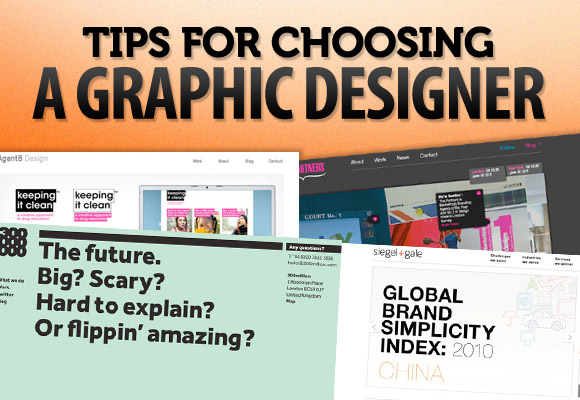 Tips For Choosing A Graphic Designer