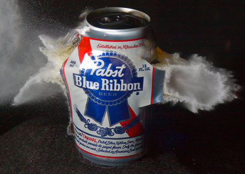 Pabst + Hollow Point
