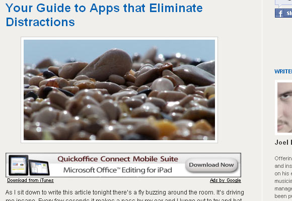 Your Guide to Apps that Eliminate Distractions