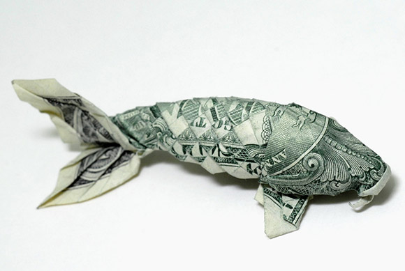 One Dollar KOI