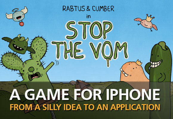 A Game for iPhone: From a Silly Idea to an Application