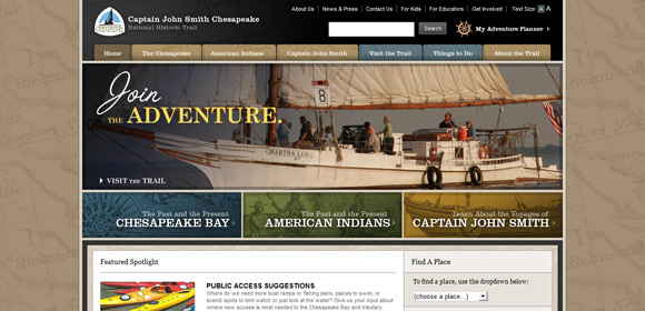 Captain John Smith Chesapeake