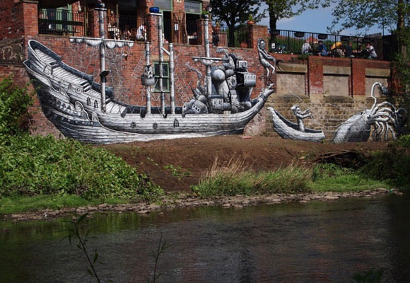 The Harnessing of Giant Squids by Phlegm